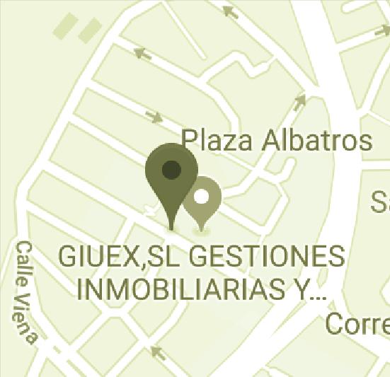 inmobiliaria en Cáceres Giuex